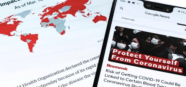 Les politiques économiques et la crise du coronavirus