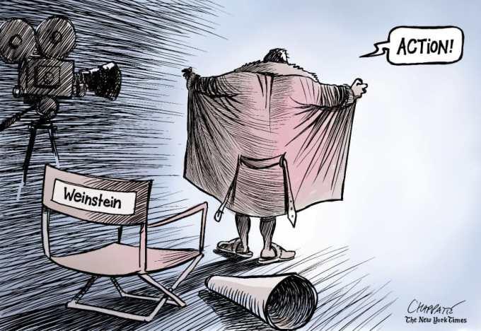 harcèlement aux USA
