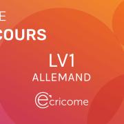 LV1 Allemand Ecricome 2020 – Sujet