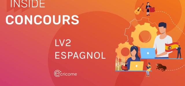 LV2 Espagnol Ecricome 2020 – Analyse de sujet