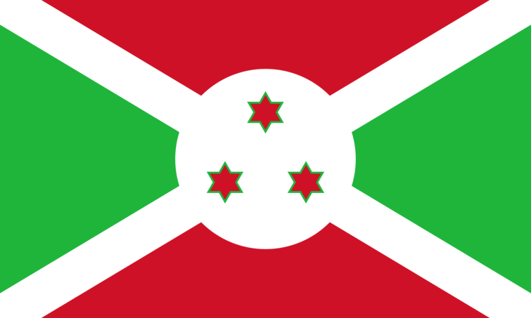 Le président du Burundi...