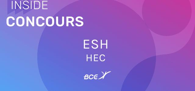 ESH HEC 2020 – Sujet