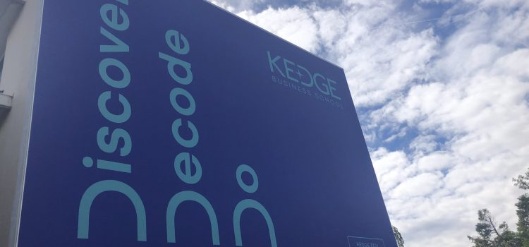 Les grandes nouveautés du PGE de KEDGE