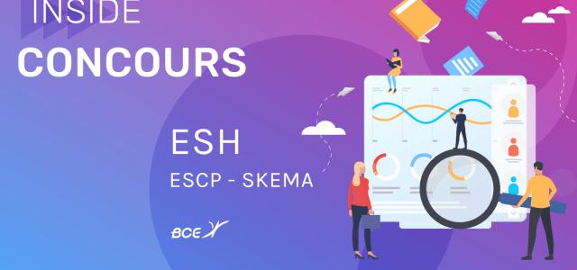 ESH ESCP/SKEMA 2020 – Analyse du sujet
