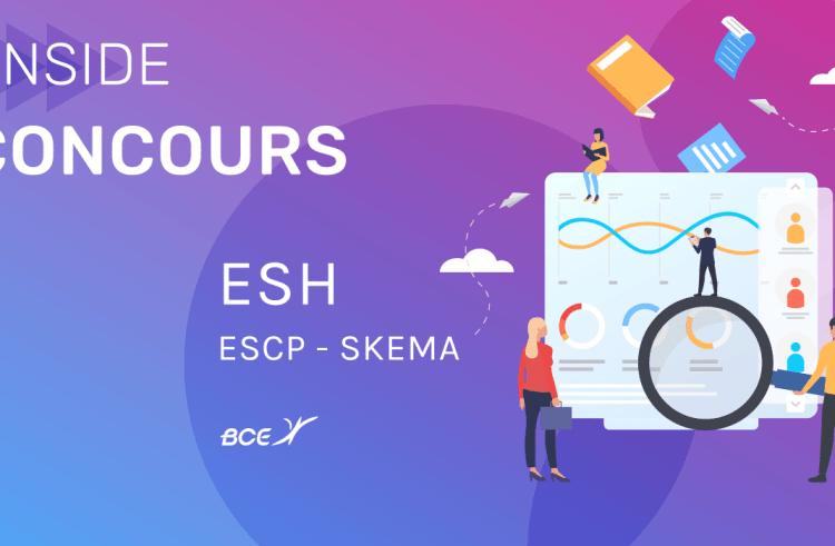 ESH ESCP/SKEMA 2021 – Analyse du sujet