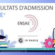 Résultats d'admission ENSAE 2020