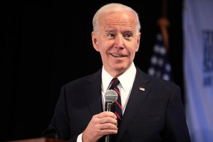 Joe Biden est le ...e président des États-Unis.