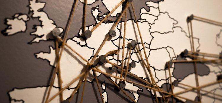 Géopolitique des tubes en Europe