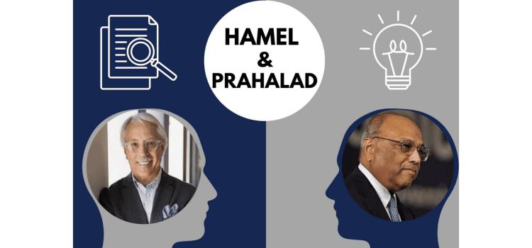 Les auteurs incontournables en prépa ECT #6 – Hamel et Prahalad