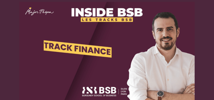 Inside BSB #2 -Track Finance