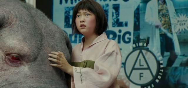 Okja, un film animaliste