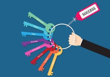 Quelle est la définition de facteurs-clés de succés ?