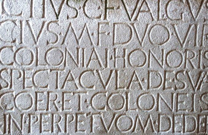Quid des langues anciennes ?