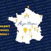 Major-Prépa part en live sur les campus dans toute la France !