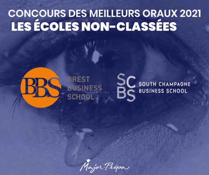 CONCOURS DES MEILLEURS ORAUX 2021