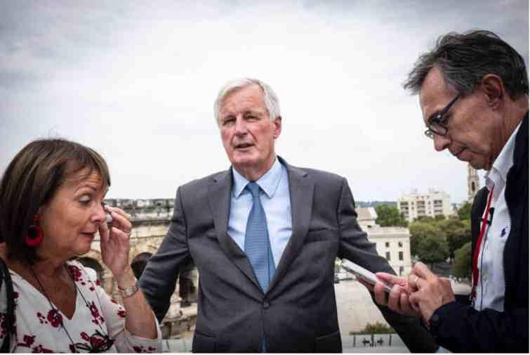 Pour quel rôle connaît-on Michel Barnier ces dernières années au niveau européen ?