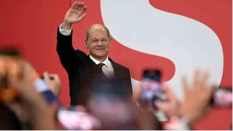 Qui est le vainqueur des élections législatives allemandes dont la finalité est de désigner le nouveau chancelier ?