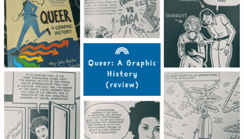 Queer: A Graphic History (review)