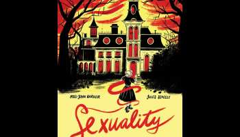 Sexuality: A Graphic Guide cover art