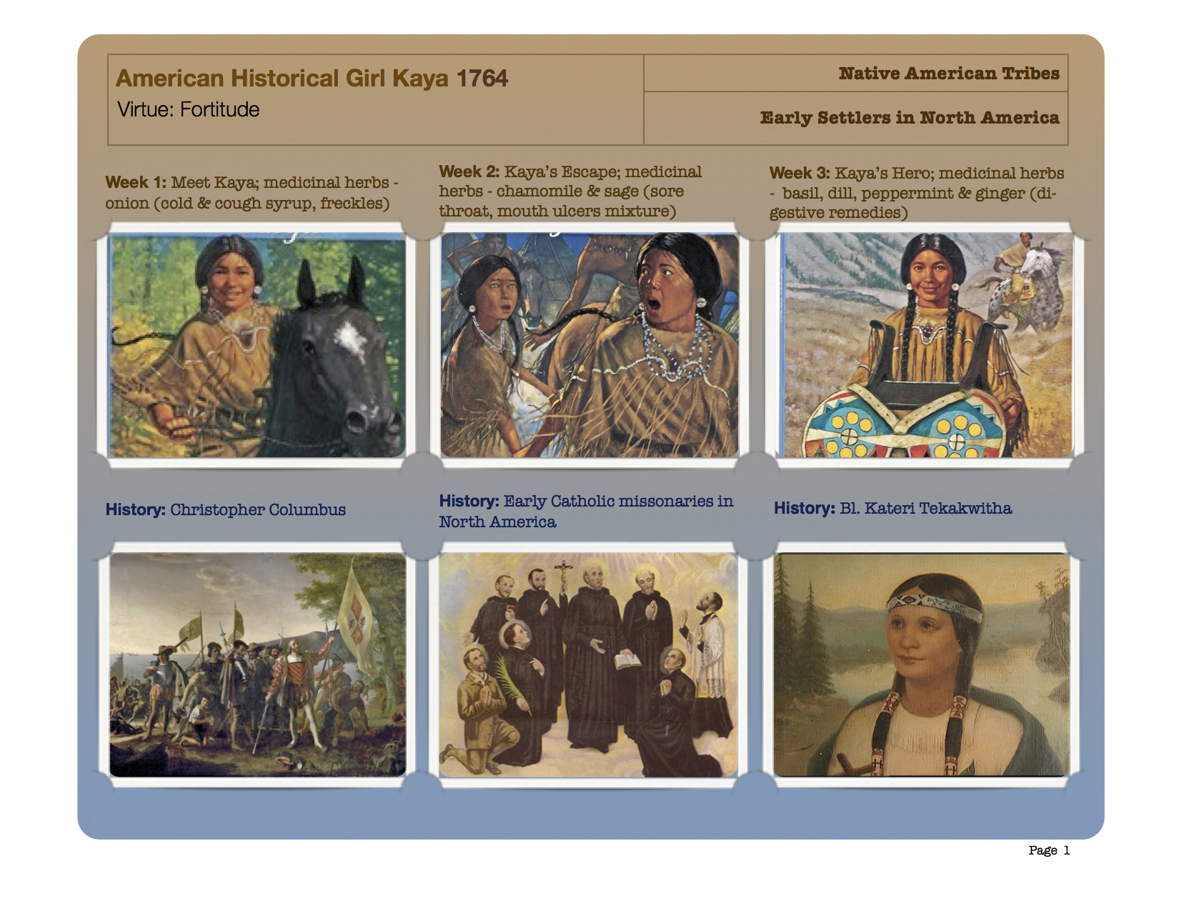 American Girl Doll Historical Character American History