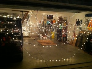 Garage Christmas