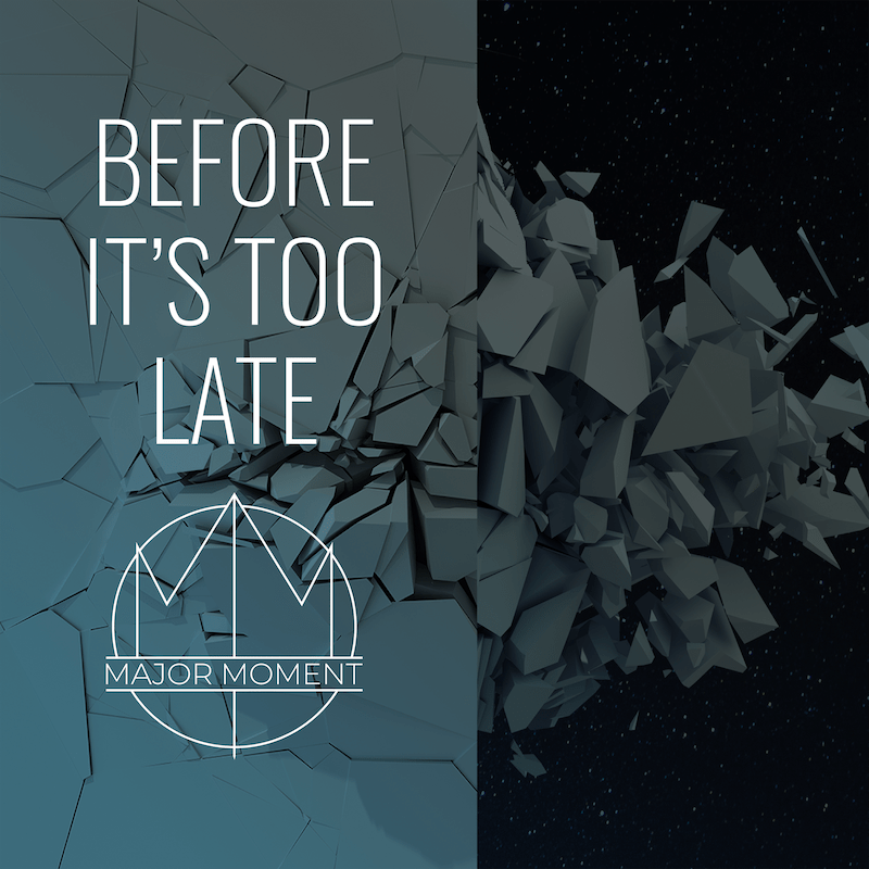Before It's Too Late Cover Picture
