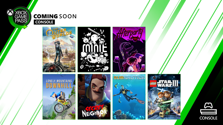 Coming Soon To Xbox Game Pass For Console The Outer