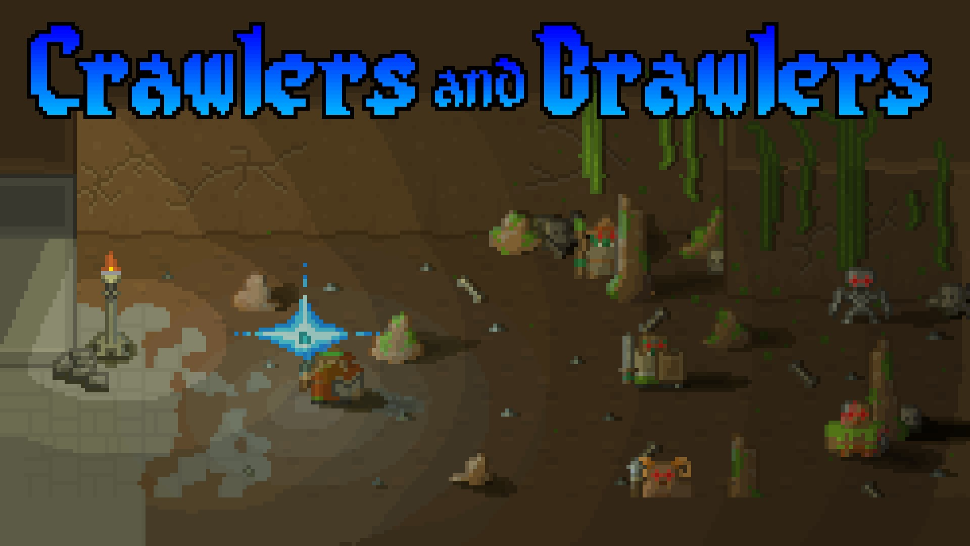 Crawlers And Brawlers Is Now Available For Digital Pre