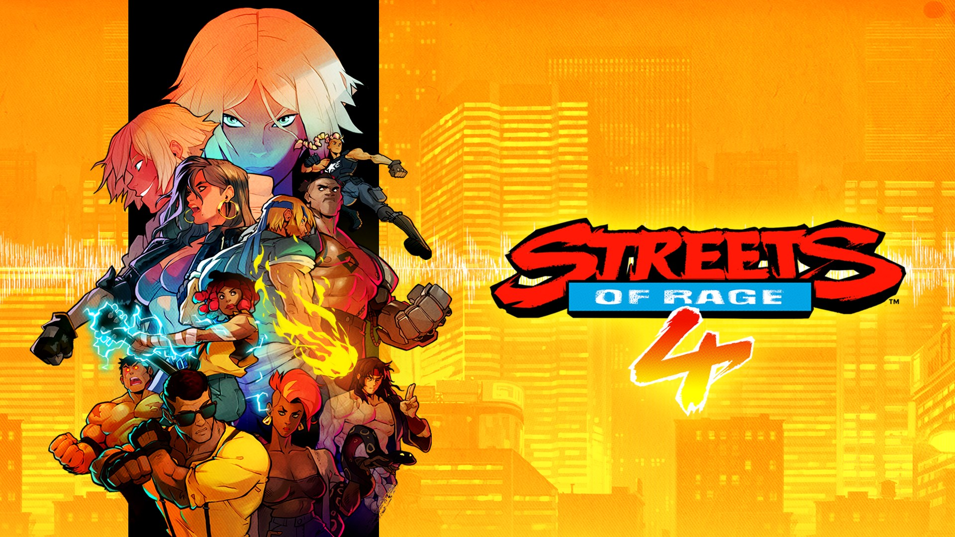 Streets Of Rage 4 Is Now Available For Xbox One And