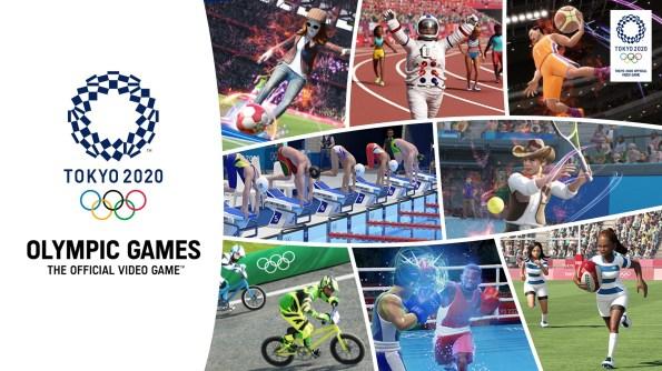 Jeux Olympiques de Tokyo 2020 – Le jeu vidéo officiel est désormais  disponible sur Xbox One et Xbox Series X|S - Nouvelles Du Monde