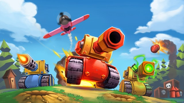 Tanknarok Is Now Available For Xbox One And Xbox Series X|S 2