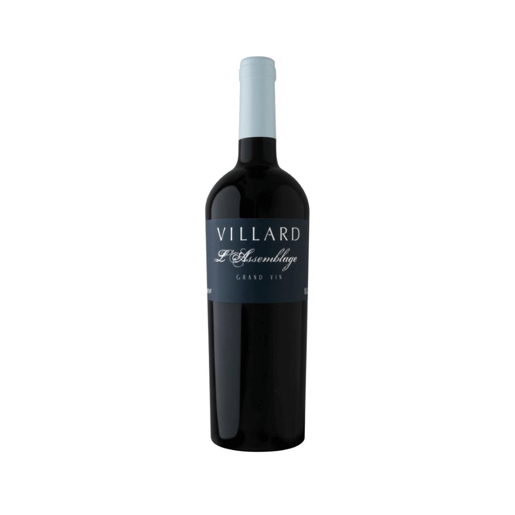 Grand Vin Assemblage 2017