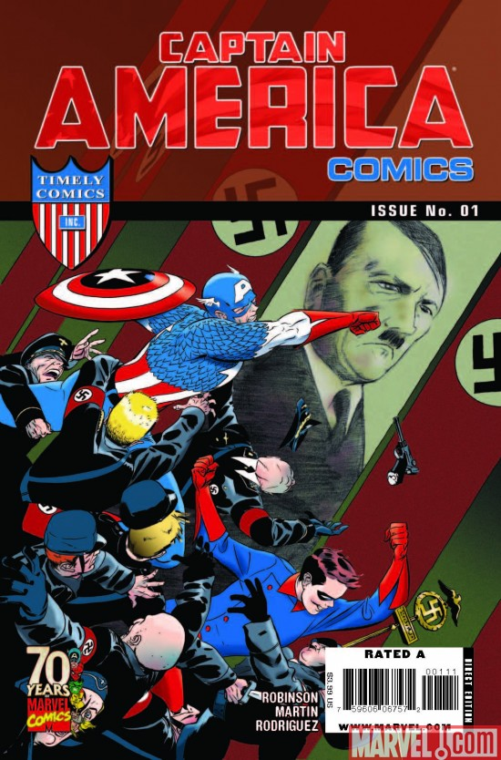 New Comic Releases For April 1 2009 Major Spoilers