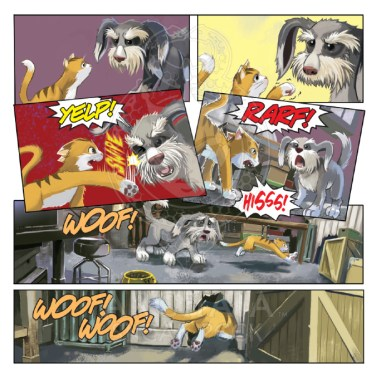 Fraggle Rock 002_Preview PG3