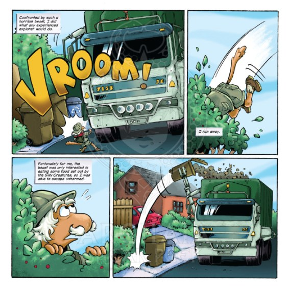 Fraggle Rock 002_Preview PG6