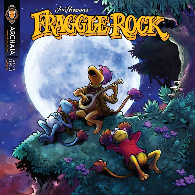 Fraggle Rock 003 Cover A