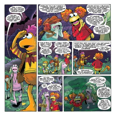 Fraggle Rock 003 Preview_PG3