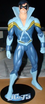 Original Nightwing Front