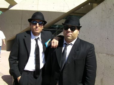 Jake and Elwood looking better than ever