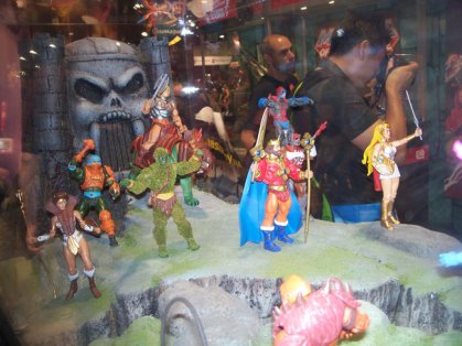 Masters of the Universe action figures