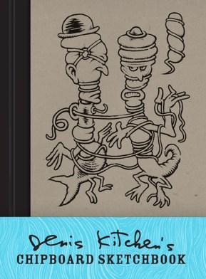 DenisKitchen_Chipboard_Sketchbook_CVR