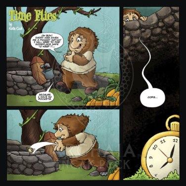 Fraggle-Rock-Vol-1-HC-PREVIEWPG2