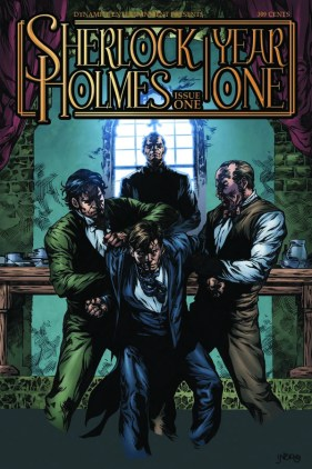 HolmesYearOne01-Cov-Lindro