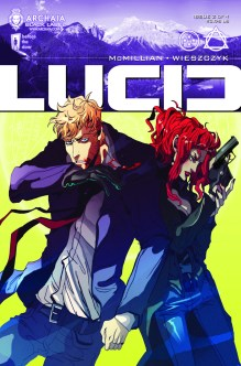 Lucid 002 Cover