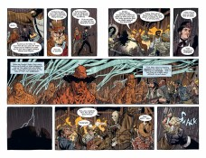SIXTH GUN #6 PREVIEW PG 6-7