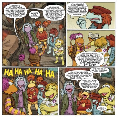 Fraggle-Rock-Vol.-2-#2-Preview_PG2