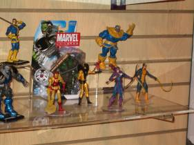 Assorted Marvel