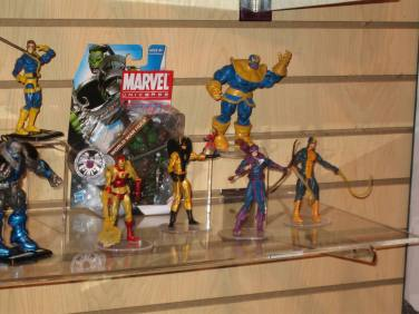 Assorted Marvel