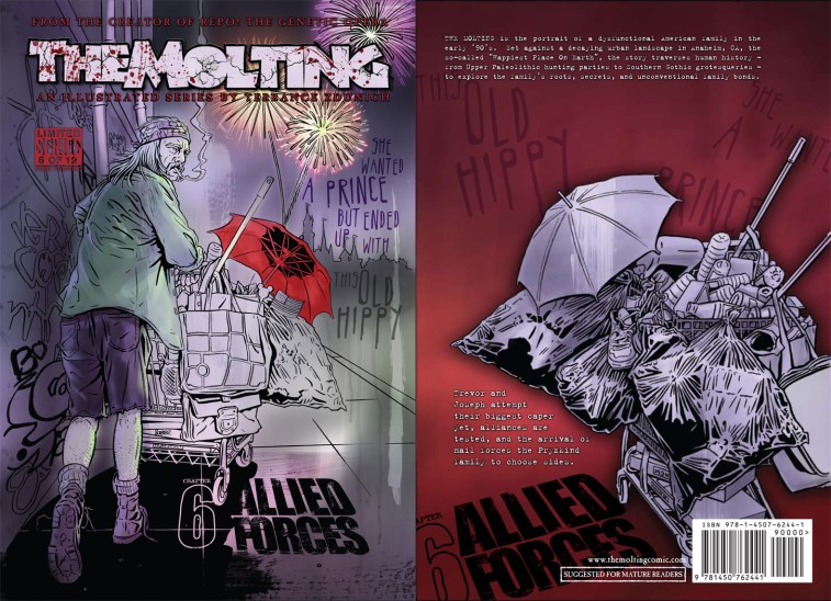 TheMolting6_CoverHIGHRES