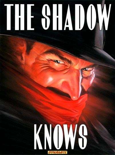 The Shadow Alex Ross Cover 1